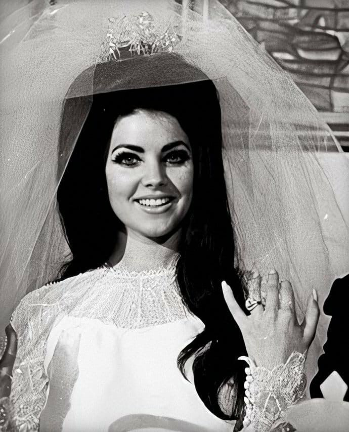 Priscilla Presley Young Priscilla Presley Priscilla Presley Vintage Wedding Hair