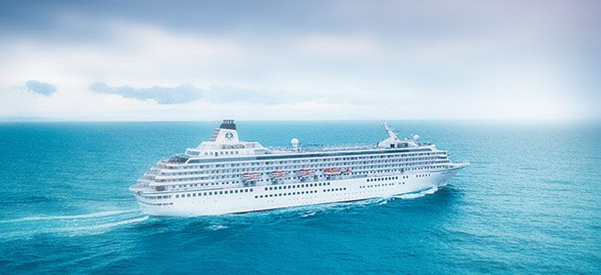 Crystal Ships Voted #1 and #2 Medium-Size Ships in the World By Condé Nast Traveler Readers Media Center | Crystal Cruises