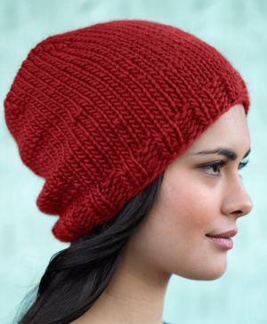 Camelot HatKnits Crochet, Lion Brand Yarns Pattern, Hat Patterns, Knits Pattern, Knits Hats, Hats Pattern, Slouchy Hats, Camelot Hats, Knits Projects
