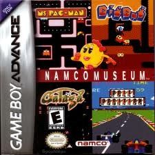 Namco Museum - Game Boy Advance Game