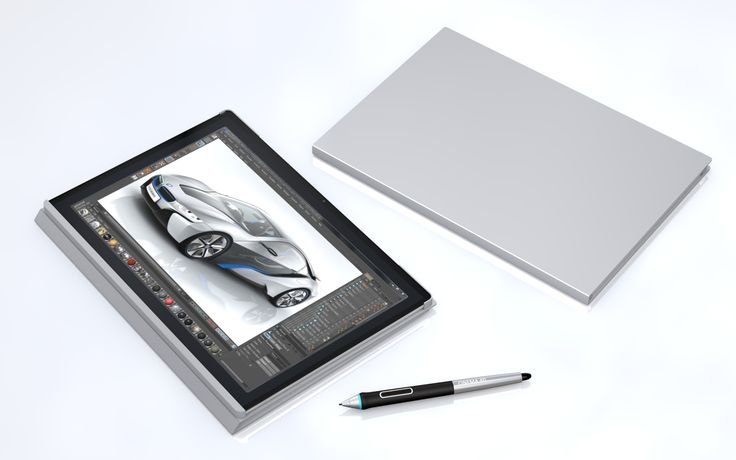 iPad Pro Concept Design, New Generation of Pen and Paper