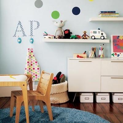 Love this space!  #kids  #children  #room  #play  #living  #colour  #loft  #fun
