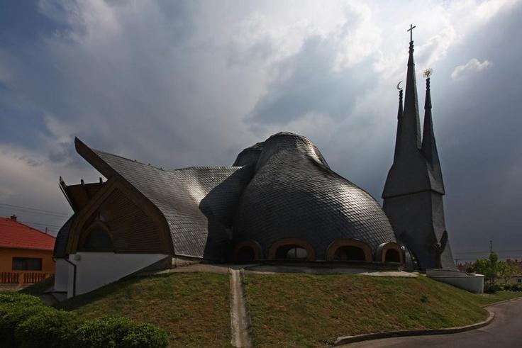 Catholic Church in Paks, Hungary