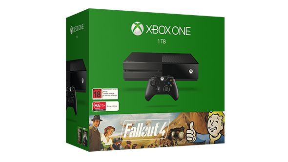 Xbox One 1TB Fallout 4 Bundle - $284.05 Shipped at Microsoft Store - http://sleekdeals.co.nz/deals/2017/2/xbox-one-1tb-fallout-4-bundle-$28405-shipped-at-microsoft-store.aspx?nf=true&m=
