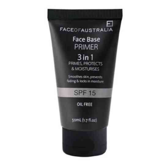 Writer Jacqui is loving the Face of Australia Face Base Primer. This primer is identical to those commanding the big dollars and just $11!