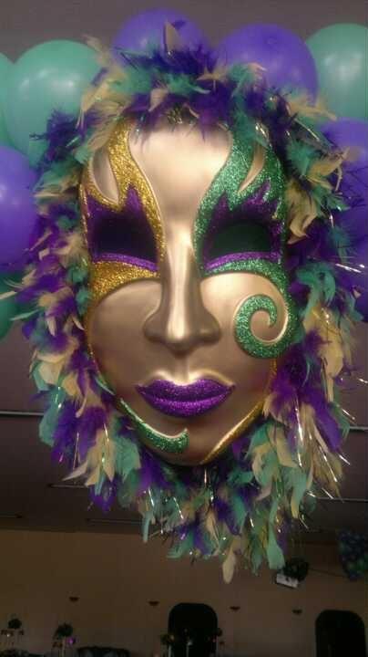 Tema de Carnaval: Decoracion De Quince Años