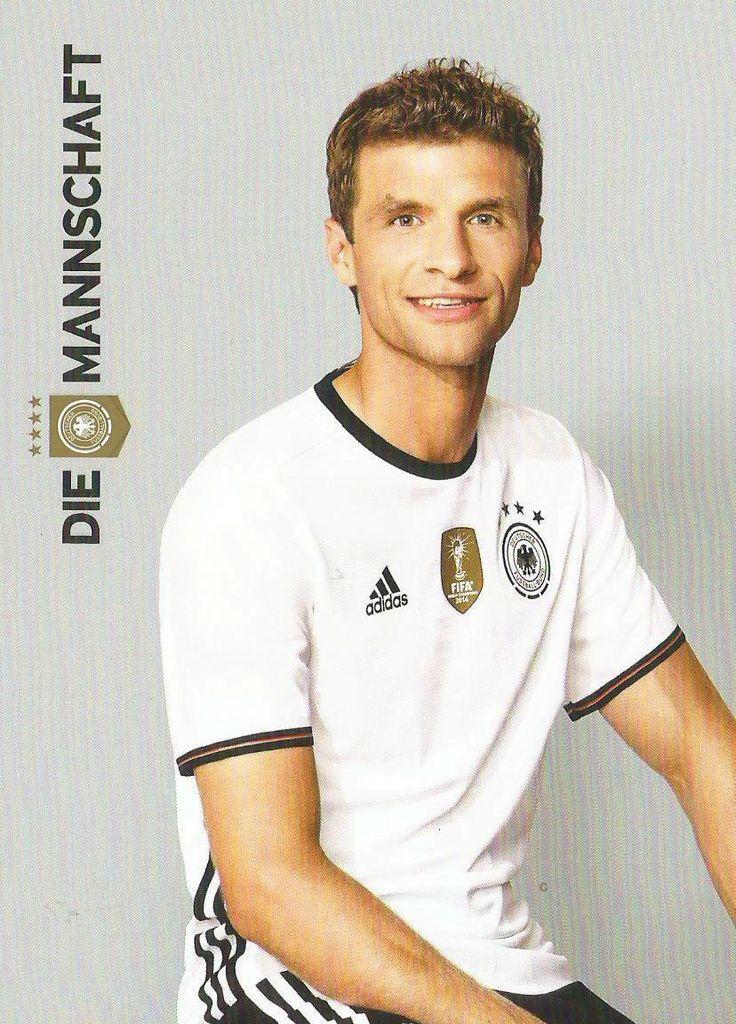 Thomas Müller. Die Mannschaft  EuroCup 2016