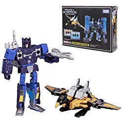 TONGROU Transformers TAKARA TOMY Masterpiece MP-16 FRENZY & BUZZSAW CASSETTES New KO