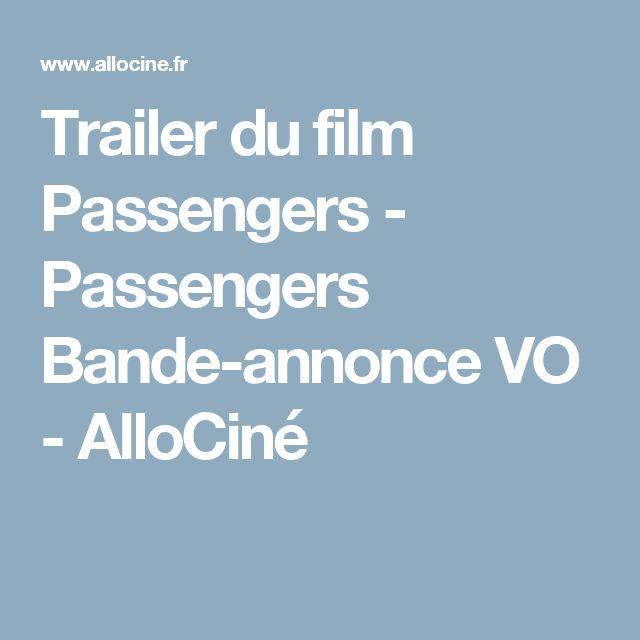 Trailer du film Passengers -  Passengers Bande-annonce VO - AlloCiné