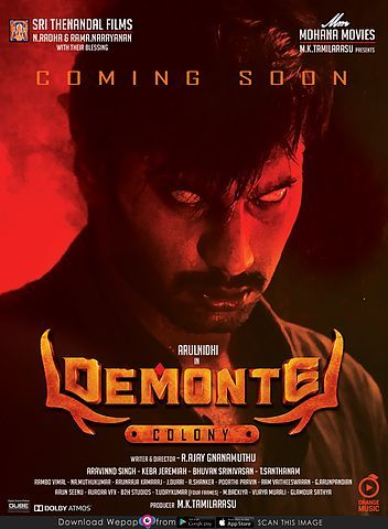 Demonte colony is a horror movie based on true story