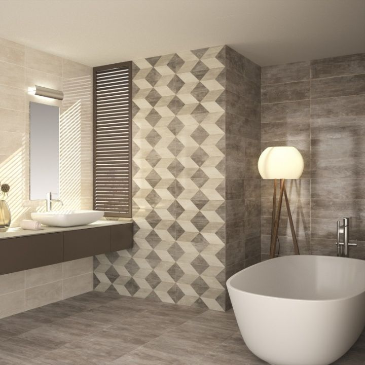 19 best Feature Wall Tiles images on Pinterest | Tile ideas, Grey ...