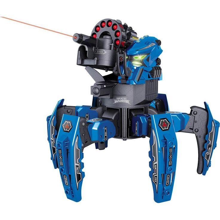 Riviera RC - Space Warrior Battle Robot - Blue