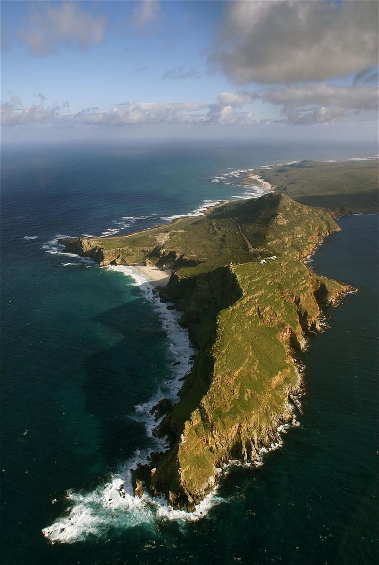 Cape Of Good Hope - southern most point of African Continent