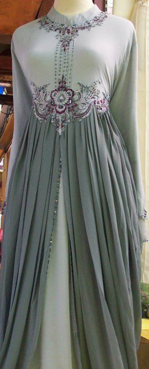 Unique Islamic Dress - http://ikuzolady.com/unique-islamic-dress/