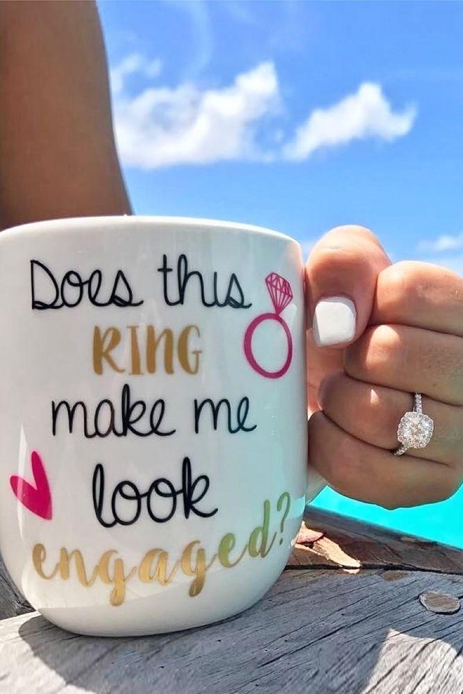 TOP Engagement Ring Ideas ❤ See more: http://www.weddingforward.com/wedding-ideas-part-4/ #weddings