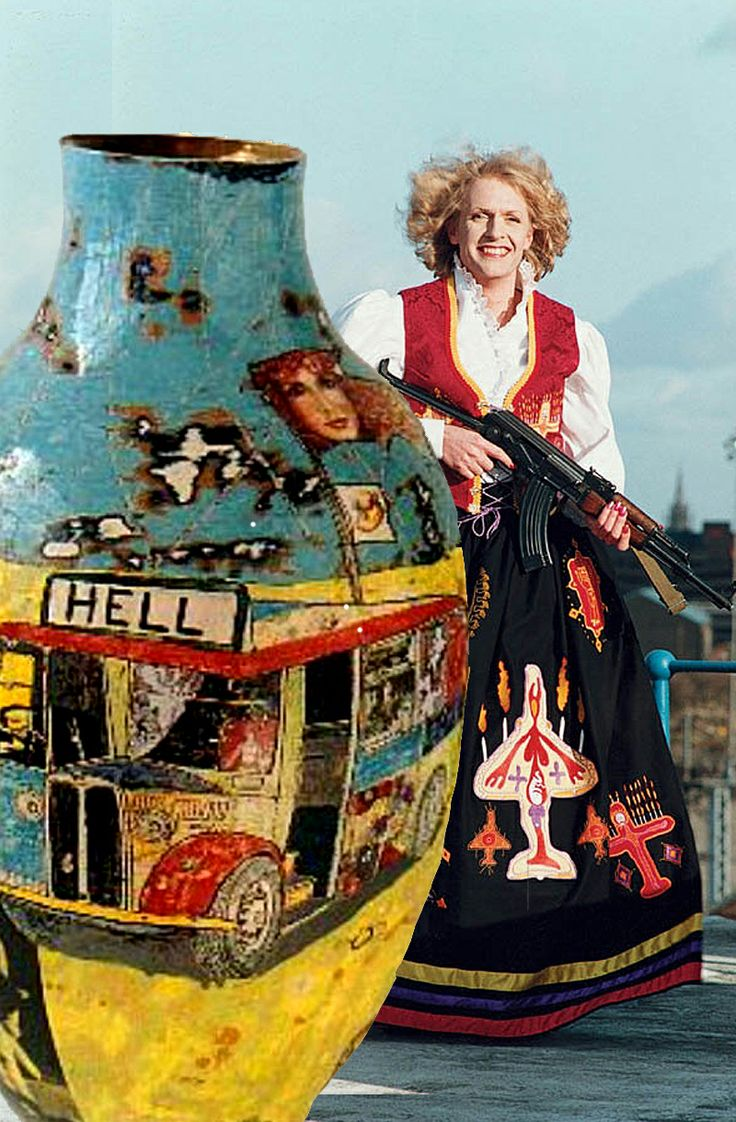 17 Best Images About Grayson Perry On Pinterest Ceramics Cars And Vase