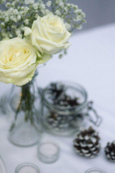 wedding, dekorxtar, winter, rose, baby breath www.dekorxtar.weebly.com www.facebook.com/dekorxtar