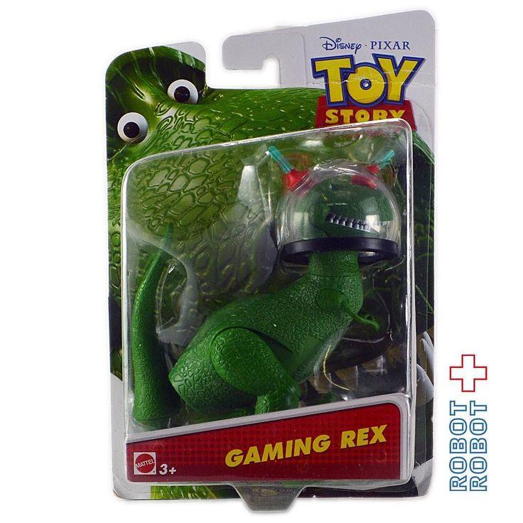 マテル トイストーリー 謎の恐竜ワールド エンジェルキティ& レイゴン フィギュア Mattel TOY STORY Gaming Rex Figure #ToyStory #トイストーリー  #ピクサー #Pixar #Disney #ディズニー #アメトイ #アメリカントイ #おもちゃ  #おもちゃ買取 #フィギュア買取 #アメトイ買取 #vintagetoys #中野ブロードウェイ #ロボットロボット  #ROBOTROBOT #中野 #トイストーリー買取  #ピクサー買取 #WeBuyToys