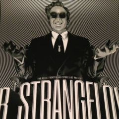 Dr. Strangelove 2014 Sam Smith Tracie Ching poster PP VARIANT Castro Theater SIG