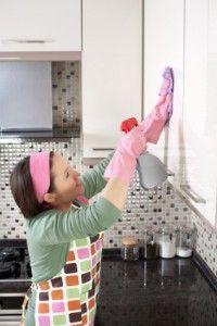 Cleaning Tips for Wood Kitchen Cabinets