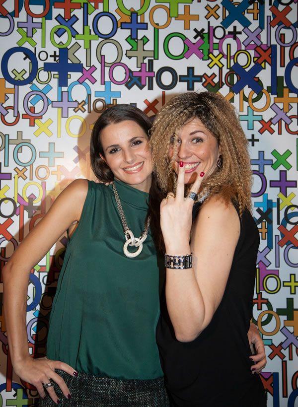 xlo+ il mattonino cool all'11 Club Room #Milano #moda #tendenze