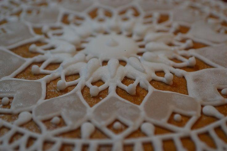 Mandala - Remény mézeske