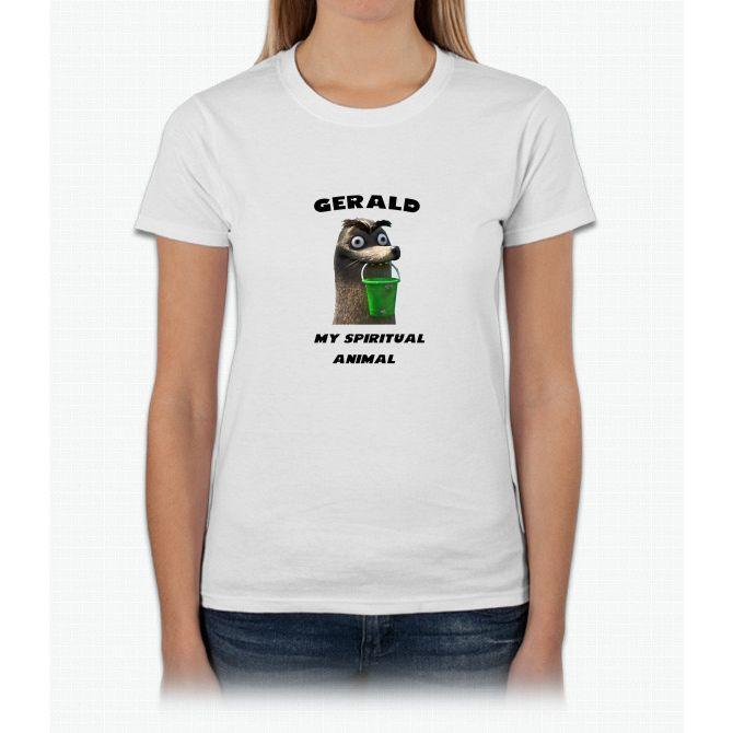 Gerald, my spiritual animal Womens T-Shirt