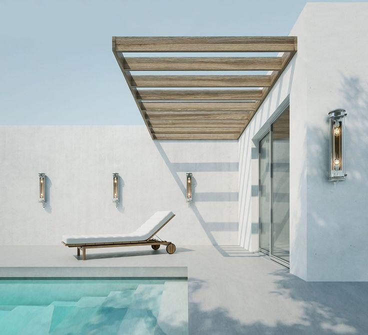 Les 153 meilleures images propos de luminaire d for Luminaire exterieur balcon