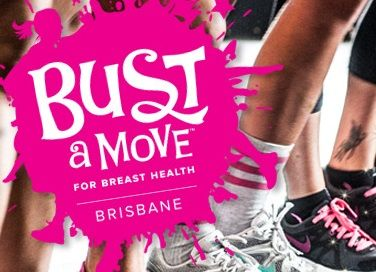Bust a Move - Breast Cancer Charity