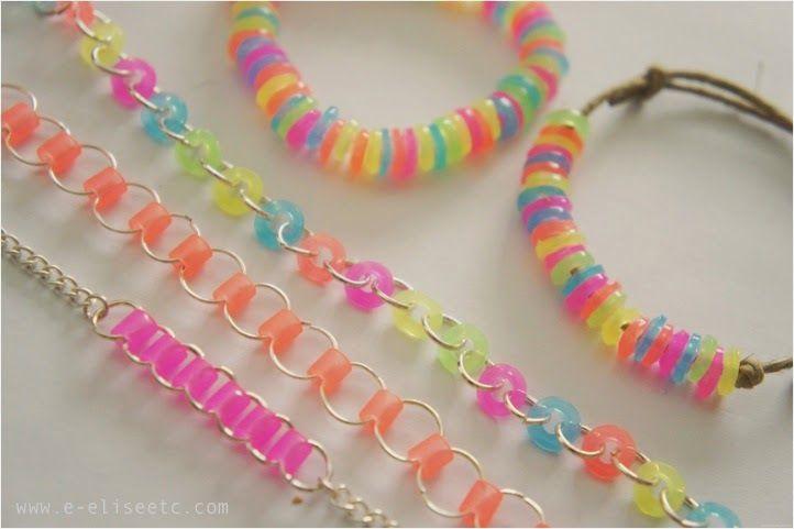 e-elise etc: Midweek DIY: 5 Hama/Perler Bead Bracelets