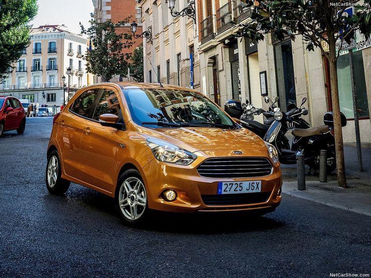 """""""Passeamos"""" por Madrid ao volante do Ford KA Plus!"""