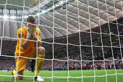 Przemysław Tytoń Polish golkeeper who saved penalty