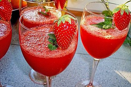 The best Strawberry Daiquiri I've ever made <3 - Chefkoch.de