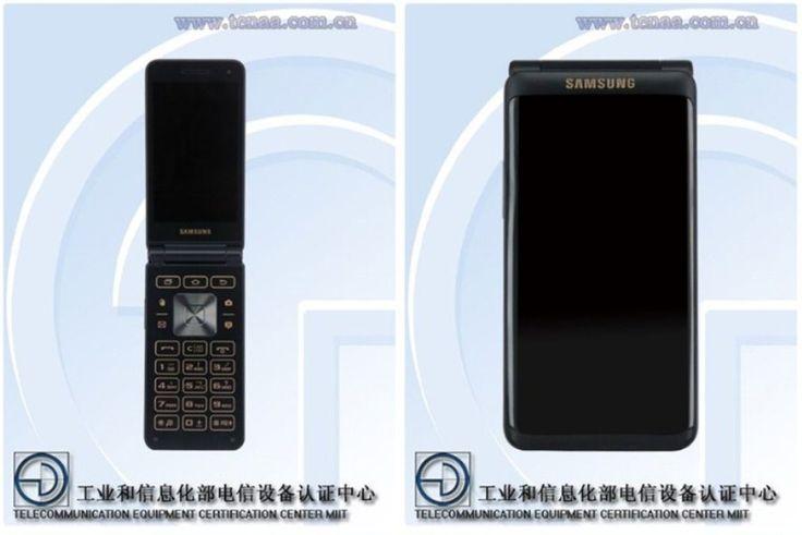 Ponsel Lipat Baru Samsung SM-G1650 Sambangi TENAA dan WFA dengan Desain Beda