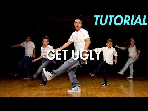 Jason Derulo  - Get Ugly (Dance Tutorial) | Mihran Kirakosian Choreography - YouTube
