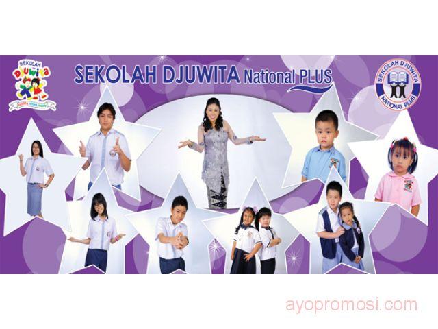 Sekolah Djuwita - Prasekolah ,taman kanak-kanak (TK),sekolah dasar (SD),sekolah menengah pertama (SMP),sekolah menengah atas (SMA)