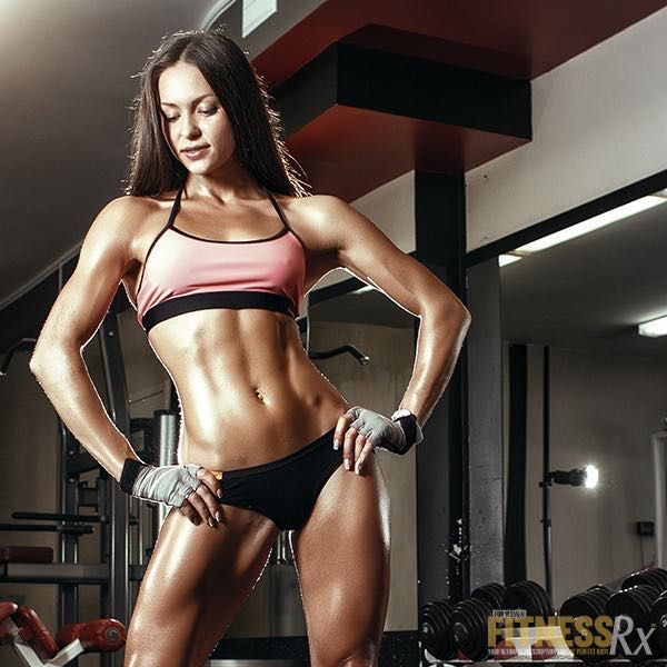 hot muscle females