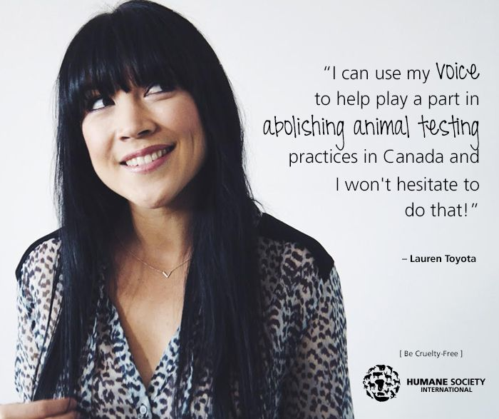 March 2015, #LaurenToyota Joins Humane Society International's #BeCrueltyFree Campaign to End #AnimalTesting for Cosmetics in #Canada. Let's make Canada the next country to #BeCrueltyFree! Please Sign & Share HSI's Petition: https://action.hsi.org/ea-action/action?ea.client.id=104&ea.campaign.id=32712&ea.tracking.id=website