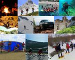 Trekking ,hiking, kayaking, scuba diving, off road, in albania, culture, climbing, ski touring, outdoor albania