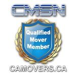 Qualified Mover Member Emblem. If you present Moving Service across Canada - Become a Member with CMSN and we will provide you with Mover Member Emblem www.camovers.ca