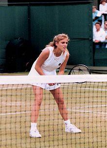 Carling Bassett Canadian  tennis player