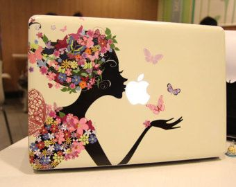 Macbook decal Macbook Sticker Macbook Skin Macbook Pro Skin Macbook Air Sticker Decal for Apple Laptop Macbook Cover Skin Case Apple Decal