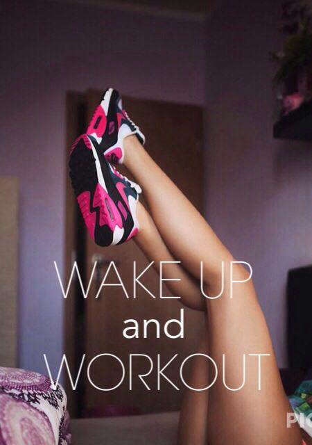 I never thought I'd be a morning person but now that I AM I can't stand it when I don't get to work out in the mornings! lol