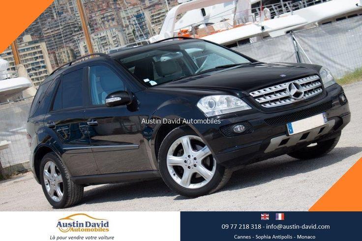 Mercedes ML 320 CDI 7G-Tronic de 2006 -