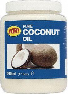 Kokosový olej 100%, 500ml | gurmankoreni.cz