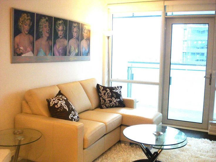 Check out this awesome listing on Airbnb: LUXURY 1+Den CELEB suite @TIFF - Apartments for Rent in Toronto
