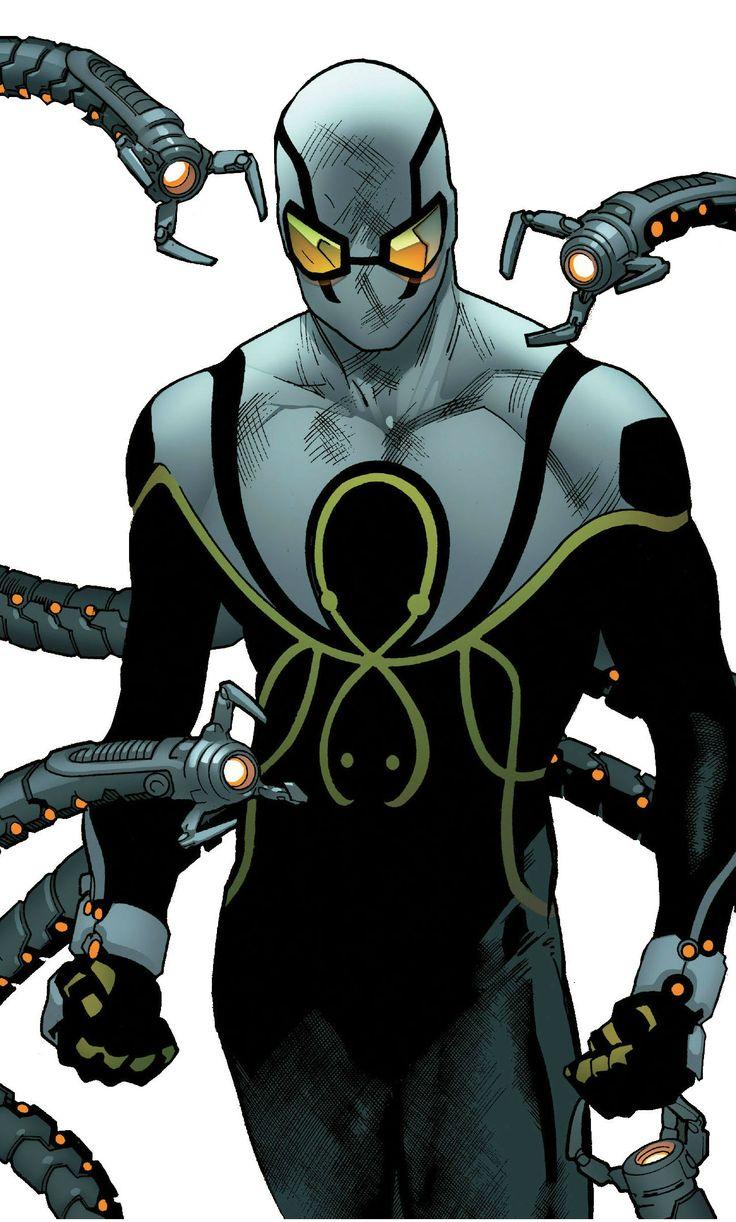 Superior Octopus (Otto Octaviu) by Stuart Immonen