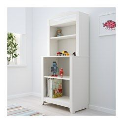 IKEA - HENSVIK, Mobiletto/fasciatoio, , Si può trasformare in uno scaffale quando il bambino cresce e il fasciatoio non serve più.
