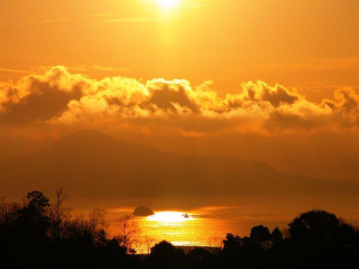 The morning of Setonaikai