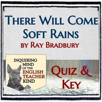 figurative language in there will come soft rains